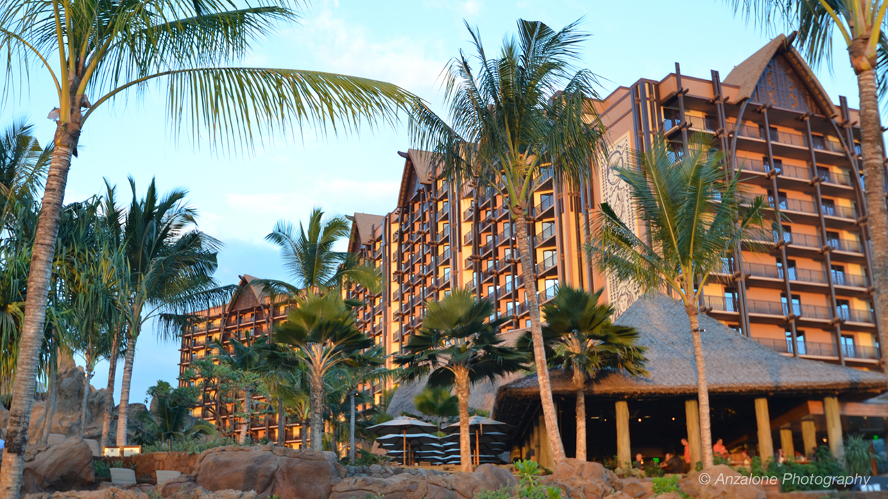 Mouseplanet Disney S Aulani Resort Desktops By Frank