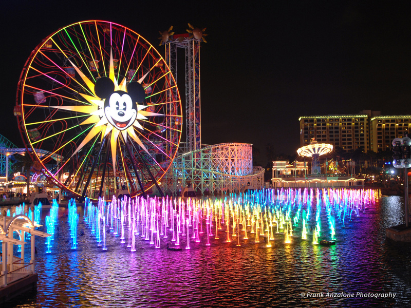 Mouseplanet world of color desktops by frank anzalone - World of color wallpaper ...