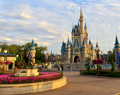 Walt Disney World Resort Guide
