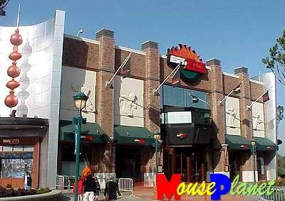 (Mini guide) Les restaurants de Disneyland Resort en Californie ESPNZone