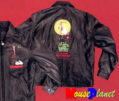 13  black leather jacket with