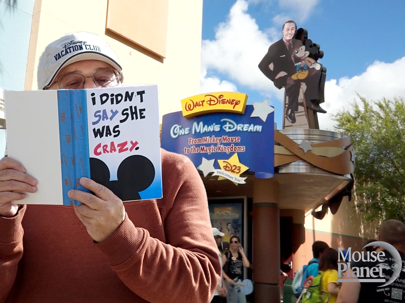 Grumpy Old Fool's Day@Disney - Goodbye, One Man's Dream