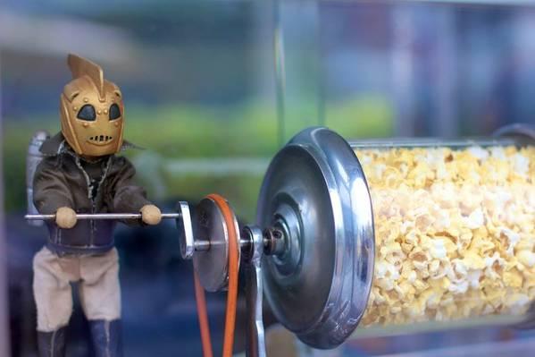 Popcorn Spinner
