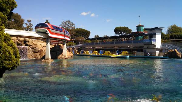 Submarine Lagoon and Monorail