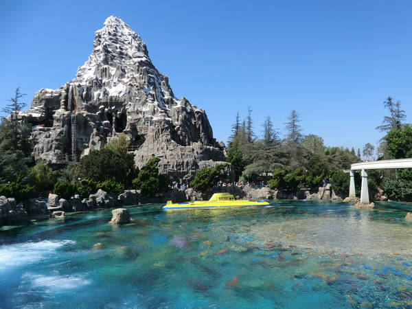 Finding Nemo Submarine Voyage is open