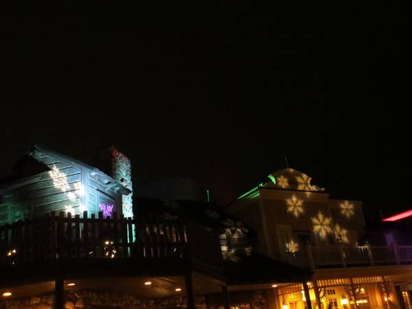 Mickey's Christmas at Magic Kingdom WDW