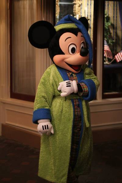 Mickey PJ's
