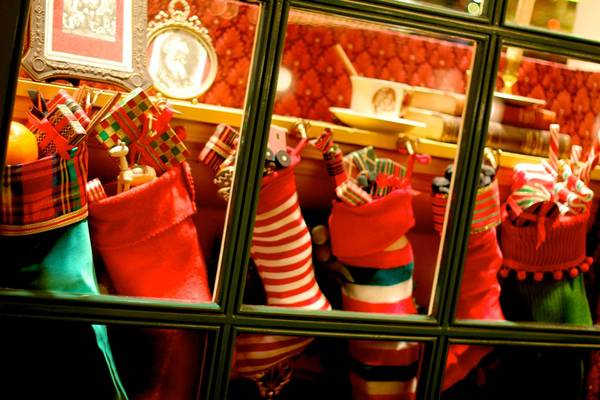 Stockings hung with care