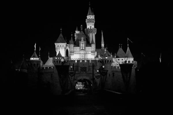 B/W Castle