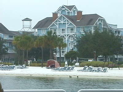 Yacht and Beach Club Resort at Walt Disney World